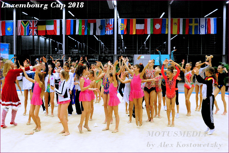 Luxembourg Cup 2018