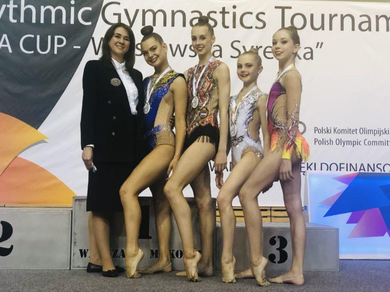 Irina Cup – Varsovie